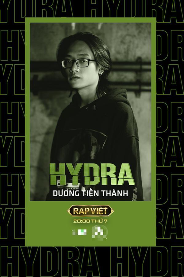 Hydra - anh chàng khiến Trấn Thành và HLV Rap Việt khóc tiết lộ: Đã nhắm team Karik ngay từ đầu, khẳng định thí sinh trong chương trình cực mạnh-1