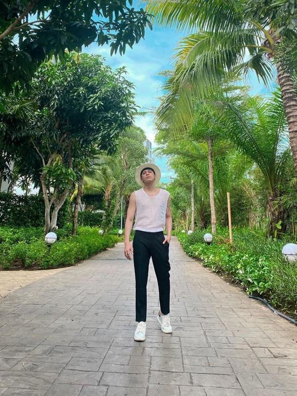 Đi tập gym, Noo Phước Thịnh khiến dân mạng hết hồn vì tưởng đang mặc váy-3