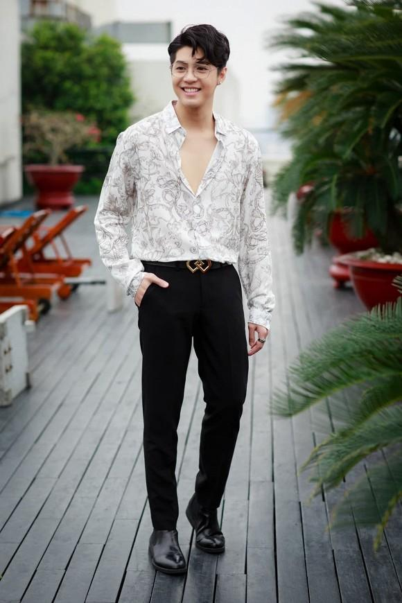 Đi tập gym, Noo Phước Thịnh khiến dân mạng hết hồn vì tưởng đang mặc váy-4