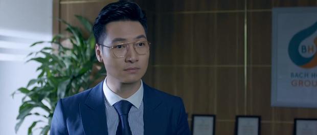 Sạn siêu to ở Tình Yêu Và Tham Vọng: Mạnh Trường đi Singapore công tác nhẹ nhưng anh lại xin visa?-3