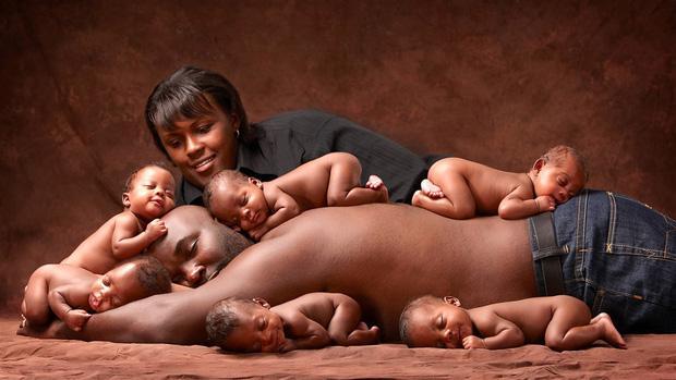 Cuộc sống sau 10 năm của ca sinh 6 từng khiến truyền thông thế giới kinh ngạc-1