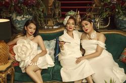 Lê Khanh và Hồng Vân 'cưa sừng làm nghé' để thành chị em với Kaity Nguyễn 9x?