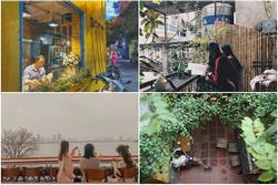 Điểm danh 3 quán cà phê tên chỉ 'một chữ' được giới trẻ check-in ầm ầm ngày mưa