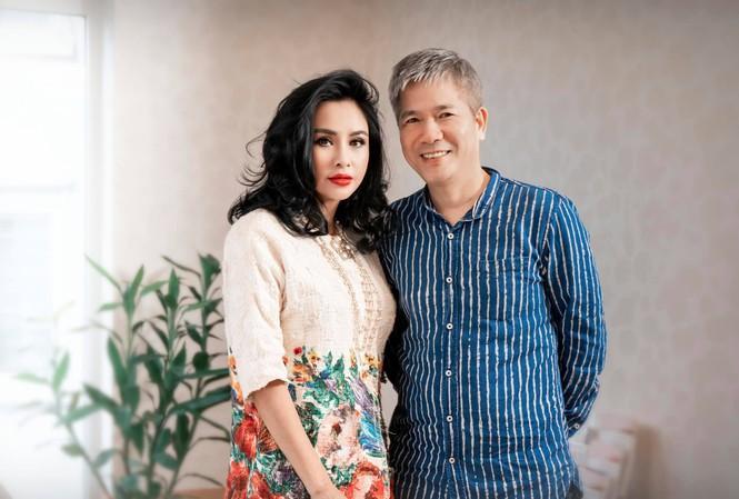Cơ duyên bất ngờ để diva Thanh Lam thành đôi với người tình bác sĩ-2