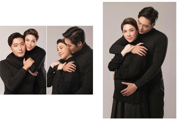 Pha Lê công bố giới tính con đầu lòng với chồng Hàn Quốc-1