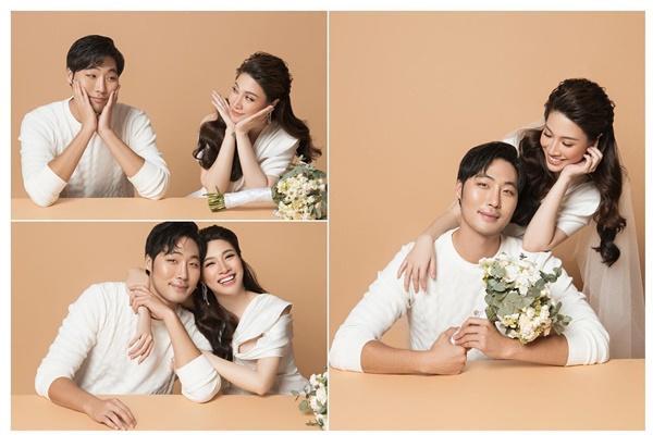 Pha Lê công bố giới tính con đầu lòng với chồng Hàn Quốc-2