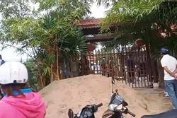 Đà Nẵng: Tấn công lực lượng chức năng vì bị nhắc nhở dừng xây dựng do dịch Covid-19