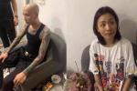 Cô gái bị Phú Lê truy sát từng vào vai gái giang hồ trong Người Phán Xử-8