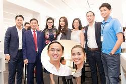 Hé lộ khả năng kiếm tiền của các thành viên nhà chồng Hà Tăng