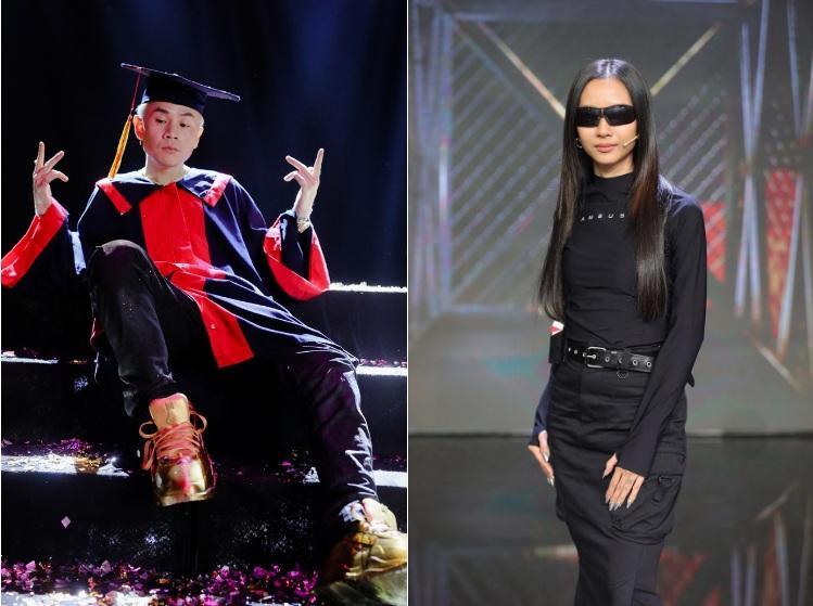 Cuộc chiến giờ vàng bất phân thắng bại của hai game show nhạc rap-2