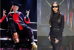 Cuộc chiến giờ vàng 'bất phân thắng bại' của hai game show nhạc rap