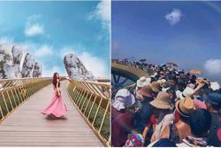 Mạng xã hội đã tàn phá các điểm du lịch thế nào?
