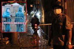 Một người đàn ông ở cùng tòa nhà với ca 714 ở Hà Nội bỏ trốn cách ly