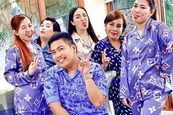 Màn diện đồ bộ xách túi Hermes, Dior của hội bạn thân Philippines giàu sụ được dân mạng tích cực share lại