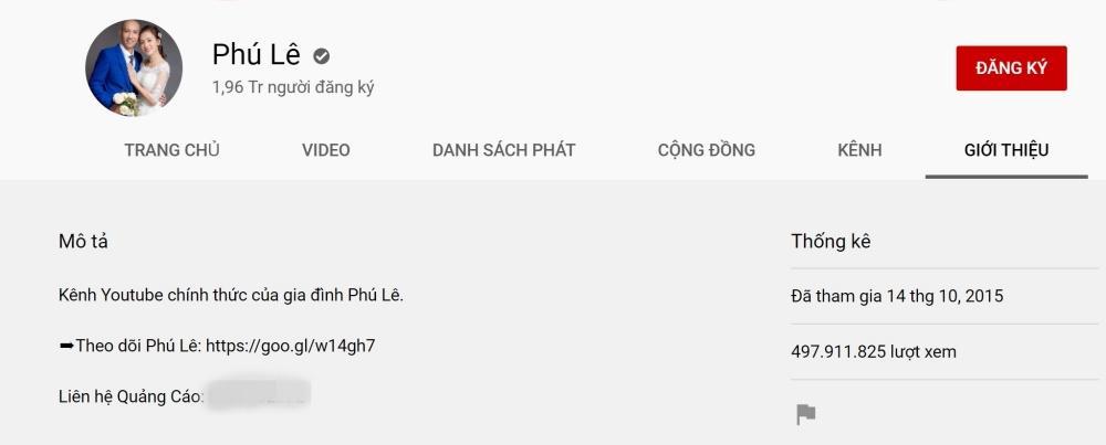 Trước khi xộ khám, giang hồ mạng Phú Lê từng sở hữu loạt MV trăm triệu view-3