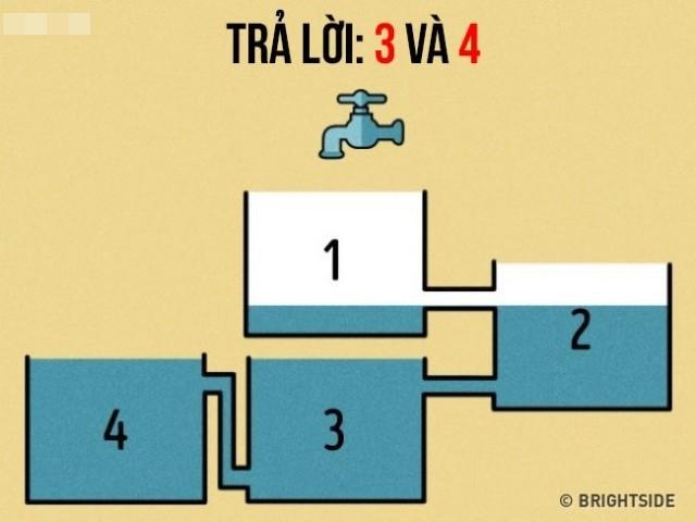 Thử tài trí thông minh với 5 câu đố tưởng không khó mà khó không tưởng-6