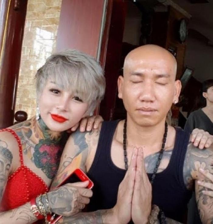 Cô gái bị Phú Lê truy sát từng vào vai gái giang hồ trong Người Phán Xử-4