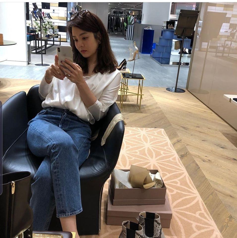 Cuộc sống lẻ loi của ngọc nữ Chae Rim sau khi vướng nghi án ly hôn lần 2-15