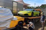 Quảng Bình: Hai siêu xe bị tạm giữ vì nghi có dấu hiệu nhập lậu