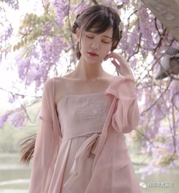 Hot girl cổ trang Trung Quốc lộ mặt thật già nua trên truyền hình-3