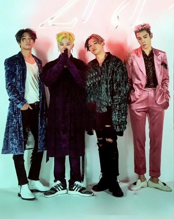 BIGBANG và loạt Idols có màn rẽ ngang thành công khi bon chen viết sách-21