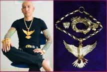 Sự thật về bộ trang sức vàng nặng trĩu của giang hồ mạng Phú Lê