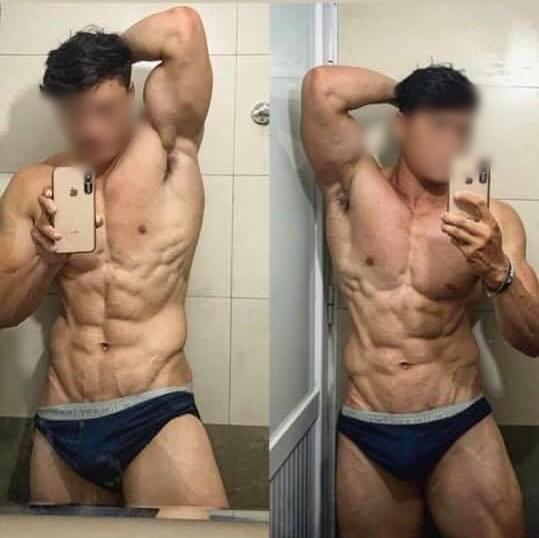 Body gây mê của huấn luyện viên thể hình bán dâm 18 triệu đồng-4