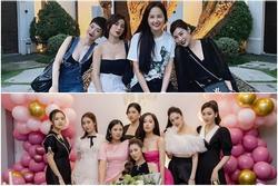 Hội bạn thân toàn mỹ nhân giàu có của hoa hậu Mai Phương Thúy