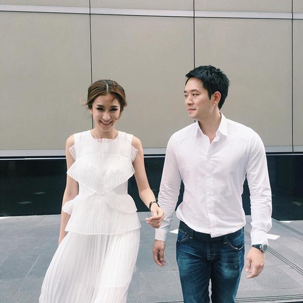 Ác nữ được quý nhất Thái Lan: Chồng tặng nhẫn 5 carat, đám cưới triệu đô, sống như bà hoàng-5
