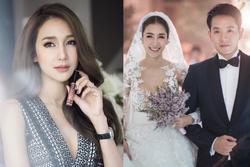 'Ác nữ' được quý nhất Thái Lan: Chồng tặng nhẫn 5 carat, đám cưới triệu đô, sống như bà hoàng