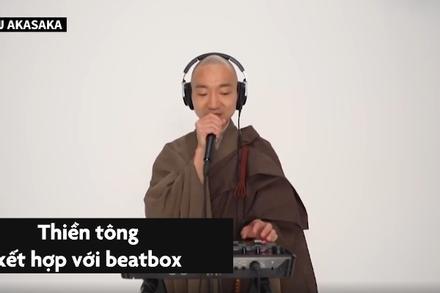 Nhà sư Nhật kết hợp Phật giáo với beatbox