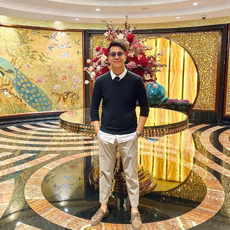 Tất tần tật về đại gia Singapore Matt Liu được Hương Giang trao hoa kết đôi-1