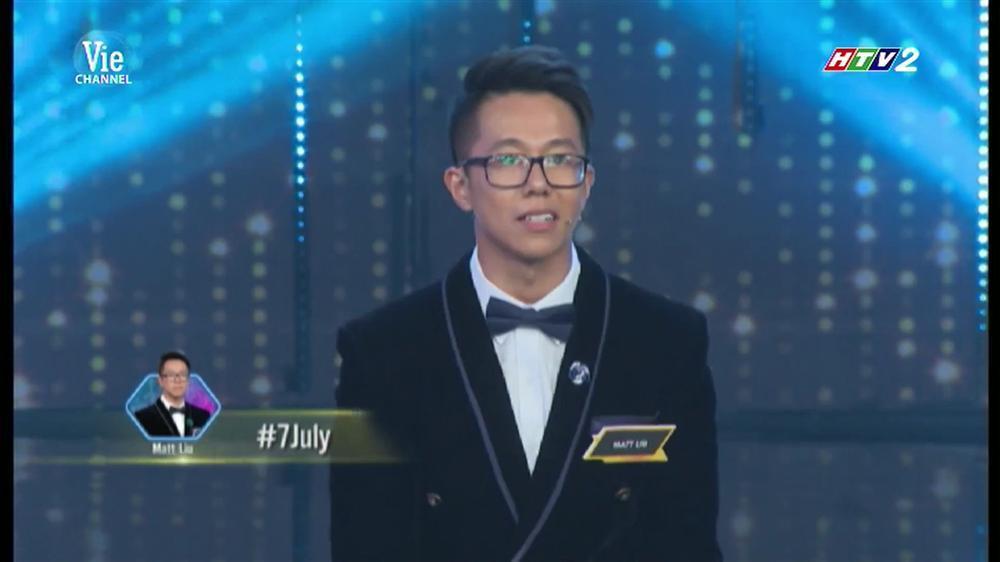 HOT: Hương Giang trao hoa cho đại gia Matt Liu tại Người Ấy Là Ai như lời đồn-9