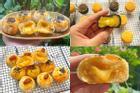 Sợ bánh Trung Quốc, chị em bỏ tiền học làm bánh trung thu trứng chảy