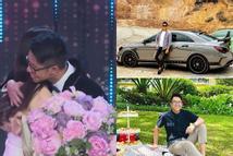 Tất tần tật về đại gia Singapore Matt Liu được Hương Giang trao hoa kết đôi