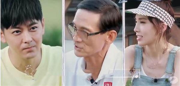 Bố vợ hỏi về tình cũ Lâm Tâm Như, Lâm Chí Dĩnh hoảng hồn, bà xã anh trả lời mới sốc-2