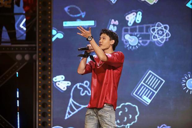 Lộ diện rapper ngoại hình cực phẩm khiến dàn HLV Rap Việt phát cuồng-3