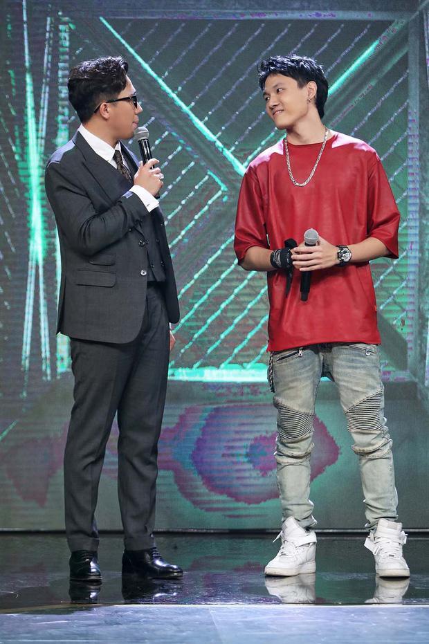 Lộ diện rapper ngoại hình cực phẩm khiến dàn HLV Rap Việt phát cuồng-4