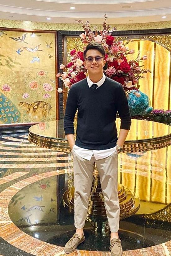Ngoại hình CEO kém tuổi được Hương Giang lựa chọn hẹn hò-6