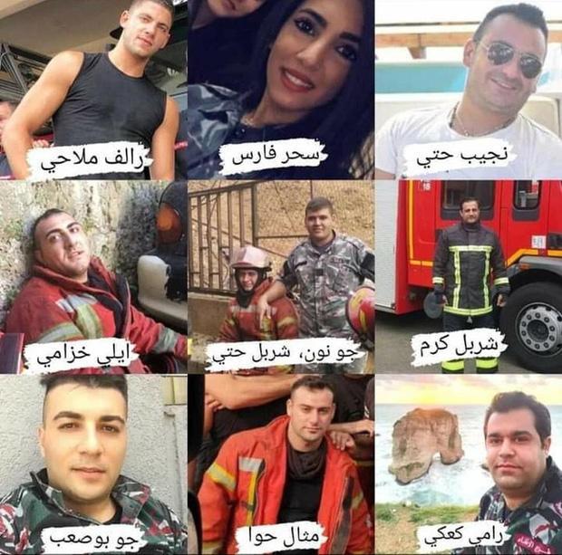 Đám tang đặc biệt của cô gái biểu tượng bi kịch Beirut, chưa kịp mặc váy cưới đã nằm trong quan tài-6