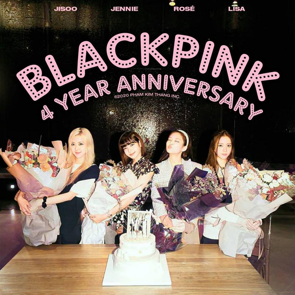 V-BLINKS làm từ thiện ăn mừng BLACKPINK 4 năm debut-1