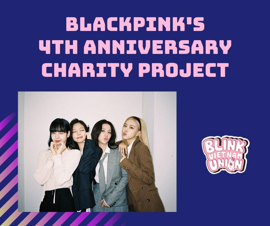 V-BLINKS làm từ thiện ăn mừng BLACKPINK 4 năm debut-4