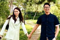 Matt Liu: 'Gặp được Hương Giang là do ý trời, có thể ở bên nhau là do ý em'