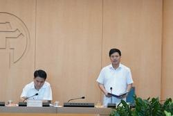 Hà Nội chuyển 1 điểm thi tốt nghiệp THPT, thay toàn bộ cán bộ coi thi do có 1 giáo viên F1