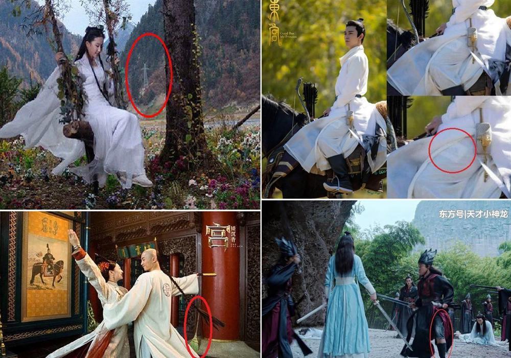 Vì sao phim Trung Quốc có nhiều sạn ngớ ngẩn gây cười?-1
