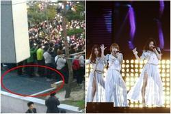 Thảm họa sân khấu đáng sợ nhất lịch sử K-Pop: 16 người thiệt mạng, 1 nhân viên tự sát khi 4Minute đang biểu diễn