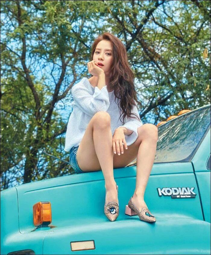 Mợ ngố Song Ji Hyo chia sẻ 4 tuyệt chiêu giảm 7kg, tưởng khó nhằn nhưng rất dễ thành công-1