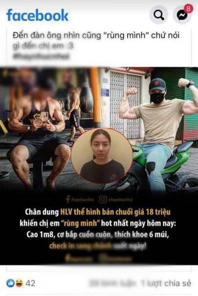 Nam thanh niên giận tím mặt vì bị nhầm là HLV thể hình bán dâm 18 triệu-2