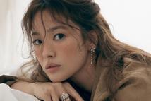 Song Hye Kyo hé lộ lý do ly hôn