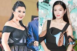 Hoa hậu ân ái trong xe hơi bị TVB ghẻ lạnh vì nặng 85kg bây giờ ra sao?